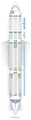 lot boeing 787 9 dreamliner seat map