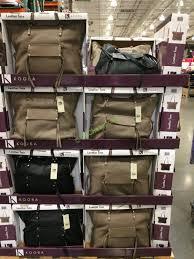 kooba leather tote bag costcochaser