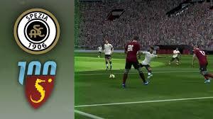 Spezia vs Salernitana