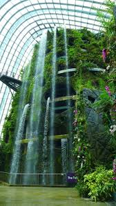 flower dome cloud forest gardens