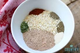 homemade dry onion soup mix the