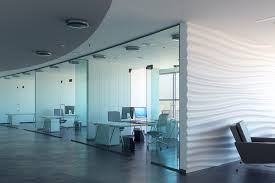 internal glass partitions