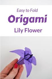 5 reasons folding an origami lily is