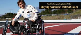 Inspiration Friday: Zanardi Talks About Staying Positive in ...