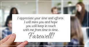 farewell messages best farewell wishes greetings