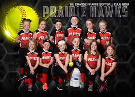8u Orange Softball Club -