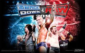 wwe smackdown vs raw free pc game