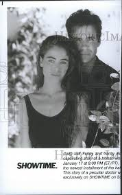 1992 Press Photo Jeff Fahey and Yancy Butler star in Hit List, on ...