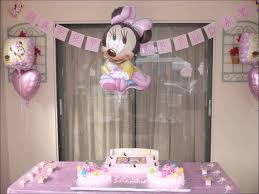 1st Birthday Minnie Mouse Decorations 1st Birthday Ideas