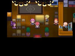 pokémon platinum the gym leaders