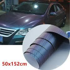 3d Carbon Fiber Pattern Car Wrap Sheet Roll Film Sticker Protective Decal Paper Ebay