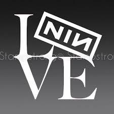 Decals Stickers Vinyl Art Home Garden Nin Nine Inch Nails Sticker Decal 2 Sizes Vinyl Bumper Window Wall Adrp Fournitures Fr