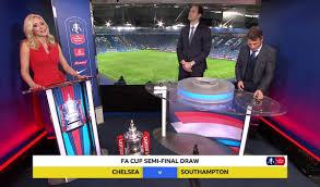 Chelsea vs Southampton FA Cup semi ...