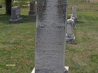 Mary Grim (Strayer) (1837 - 1906) - Genealogy