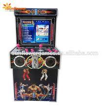 machine 2 players arcade game console