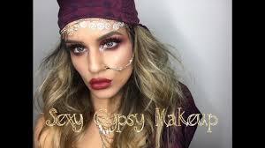 halloween makeup tutorial y gypsy