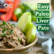 eat liver paleo duck pate recipe