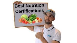 6 best nutrition certifications