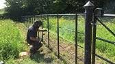 Residential Estate Fence Gate Installation Guide Youtube