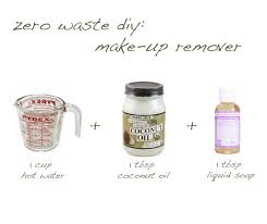 1 make your own makeup remover wipes