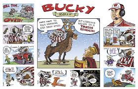 your 2016 bucky poster