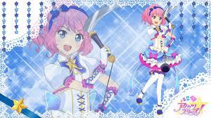 aikatsu stars sakuraba laura wallpaper