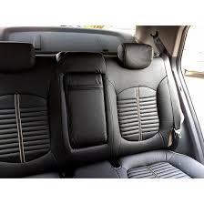 custom fit imported pu febric car seats
