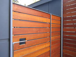Modern Steel Gate And Fence Photos Designs Ideas
