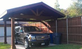 436 Carport Fence Max Texas