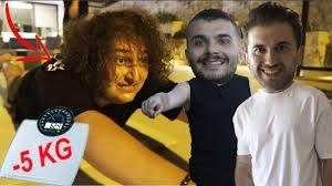 MESUT CAN TOMAY 'A 6 SAATTE 5 KİLO VERDİRME CHALLENGE w/ Mesut Can Tomay &  Cihan Albayrak - YouTube