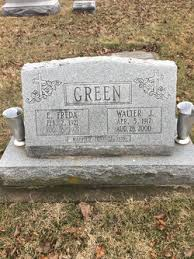 Freda Effie Hamilton Green (1921-1997) - Find A Grave Memorial