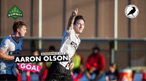 Mpls City vs Sioux Falls // 2019 Aaron Olson Goal - YouTube