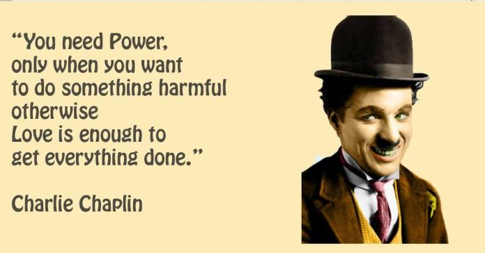 quotes by charlie chaplin