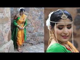 marathi maharashtrian bride makeup
