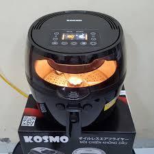 Nồi chiên không dầu Nhật Bản Kosmo 8 lit - Điện tử