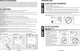 3003061 10 65 Khz Low Power Transmitter User Manual Radio Systems