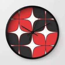 Wall Decal Wall Clocks For Any Decor Style Society6