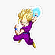 Gohan Stickers Redbubble