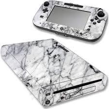 Vwaq Wii U Console Marble Skin Nintendo Wii U Decal Sticker Covers Vwaq Wgc7 Video Game Walmart Com Walmart Com