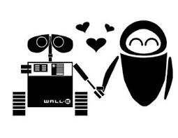 Google Image Result For Http Www Craftster Org Pictures Data 500 62765 24mar11 Il Fullxfull 92972014 Jpg Wall E Eve Disney Wall Laptop Decal Stickers