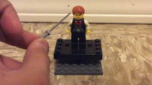 Lego ninjago custom young wu and garmadon - YouTube