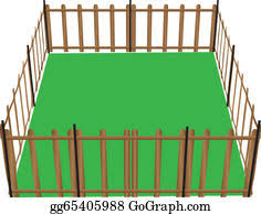 Corral Clip Art Royalty Free Gograph