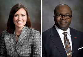 Tricia Smith, Anthony Scott fill key positions in the Division of ...