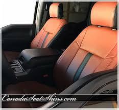 2020 ford f150 custom leather interiors