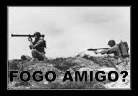 Resultado de imagem para FOGO AMIGO