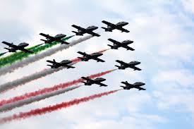 Frecce Tricolori a Milano: le foto più belle della giornata