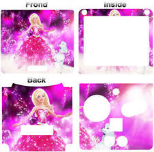 Barbie Pink Charming Classic Skin Vinyl Sticker Cover Decal For Nintendo Gba Sp Ebay
