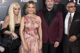 Gotti family made sure John Travolta, Kelly Preston were well fed for 'Gotti'  - Chicago Sun-Times