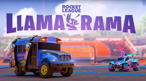 Fortnite's Battle Bus is moving over to Rocket League for Llama-Rama -  SlashGear