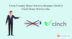 cross country home services renames